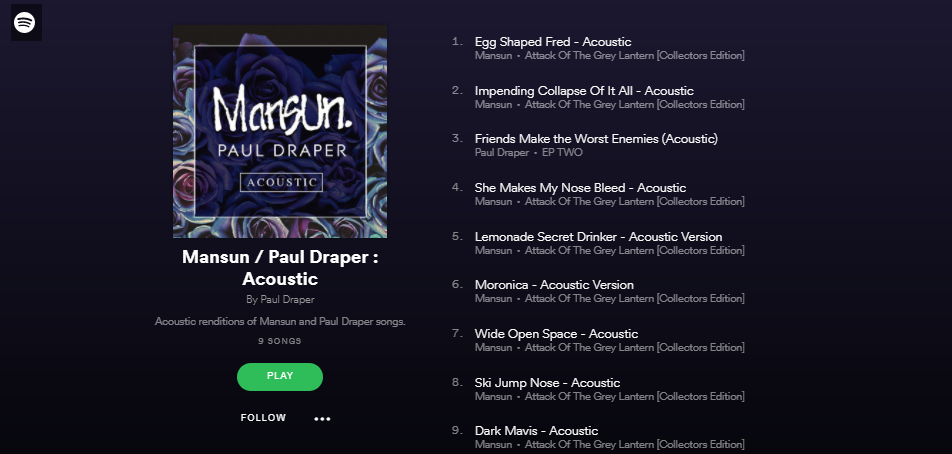 spotify-acoustic-playlist