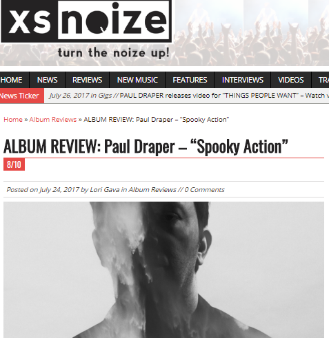 xsnoize-spooky-action-review